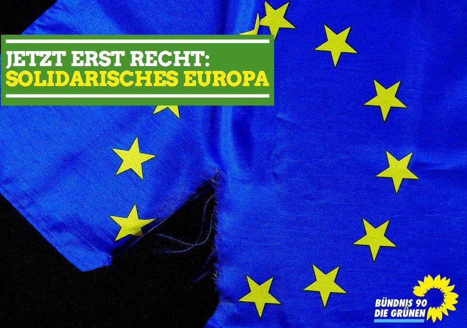 Eurozone: Zeit nach vorne zu blicken – Grüne Reformvorschläge