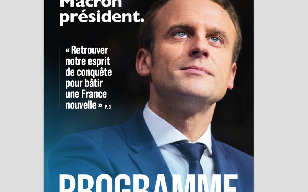 Wofür steht Emmanuel Macron?