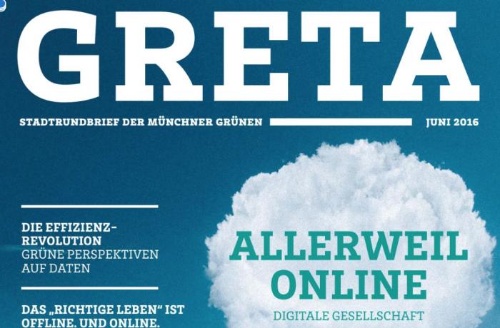 Beitrag für Grüne München: Digitalisierung – Chance für Gründer*innen