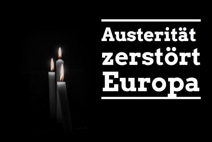 Die Totengräber Europas