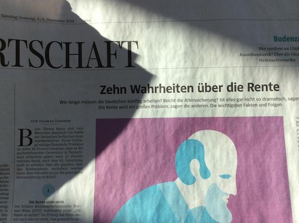 Guter Artikel in SZ über Rente von Thomas Öchsner
