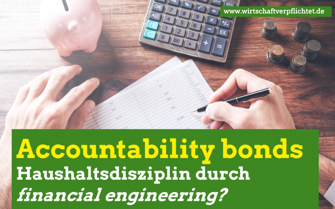 Eurozonenreform – was bringen accountability bonds?