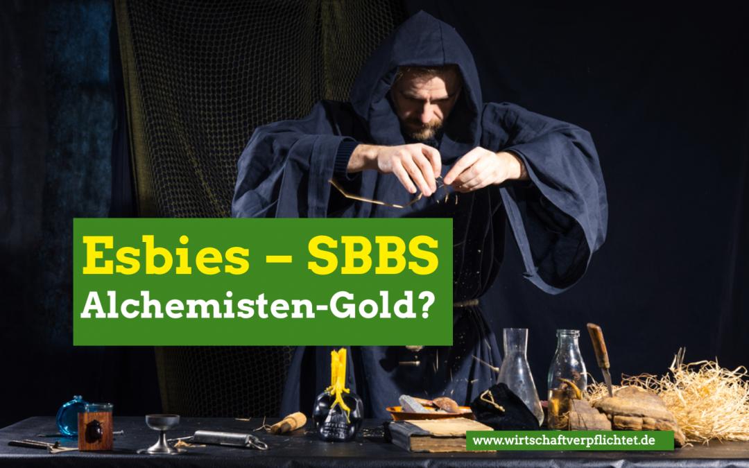 Eurozonenreform : Esbies und SBBS – financial engineering at its best?