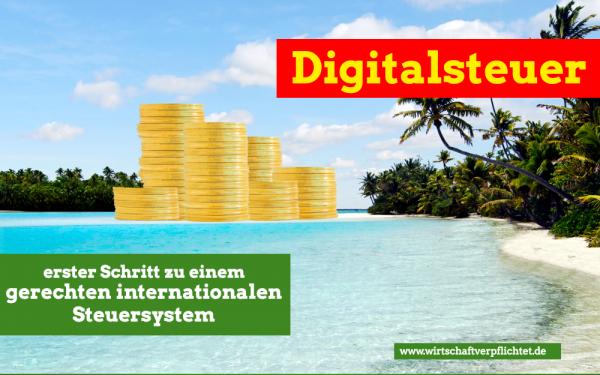 Digitalsteuer: warum sträubt sich Deutschland?